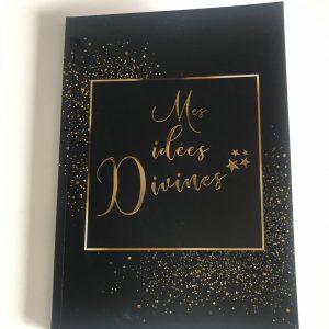 Carnet Mes idées Divines
